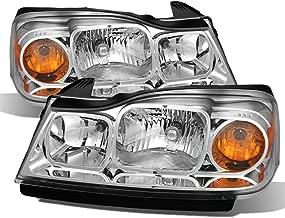 ACANII - For 2006-2007 Saturn Vue Headlights Headlamps Replacement 06-07 Driver & Passenger Driver + Passenger Side