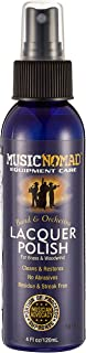 Music Nomad MN700 Lacquer Polish for Brass and Woodwind Instruments, 4 oz.