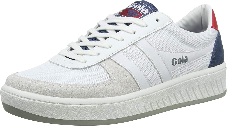 Gola Men's Grandslam Mesh Sneakers