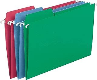 242 2/in Pendaflex inserti bianchi per 1//5/Cut cartella sospesa White 100//Pack