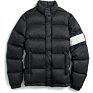 Men's Adaptive Puffer Jacket with Magnetic Zipper