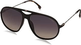 Carrera Men's CA153/S Aviator Sunglasses, 60 mm