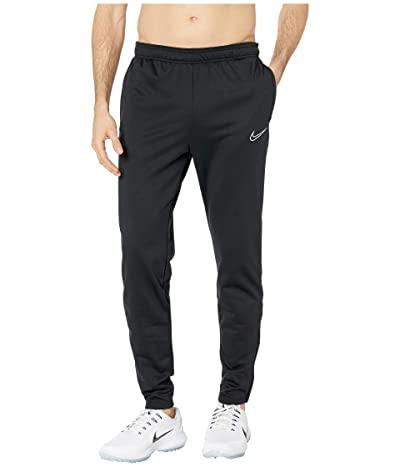 Nike Therma Academy Pants KPZ WW (Black/Black/Reflective Silver) Men