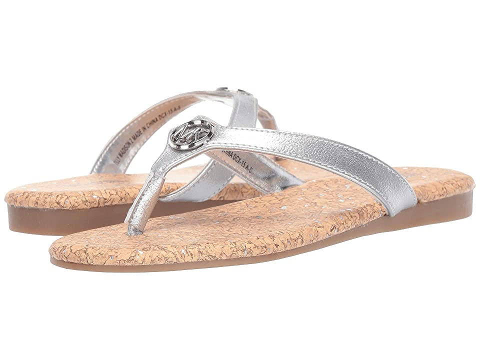 MICHAEL Michael Kors Kids Tilly Madison (Little Kid/Big Kid) (Silver) Girls Shoes