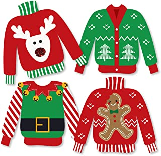 Best ugly sweater ornaments diy Reviews