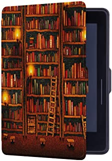 TERSELY Slimshell Case for All-New Kindle (10th Generation, 2019 Release), Premium Smart Shell Cover Protective PU Leather...
