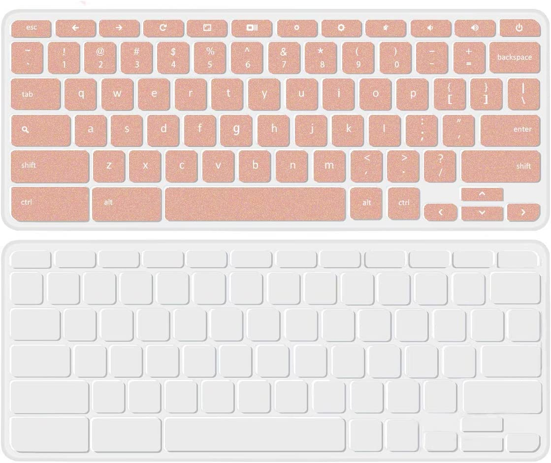 2 Pack Max 75% OFF Lapogy Acer trend rank Chromebook Keyboard Cover Skin Compatibl 14