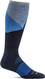 Sockwell Men's Ski Ultra Light Compression Sock