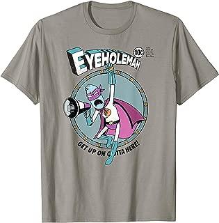 eyehole man shirt