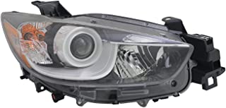 TYC 20-9309-00-1 Mazda CX-5 Right Replacement Head Lamp