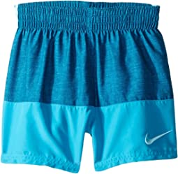 "4"" Linen Split Volley Shorts (Little Kids/Big Kids)"