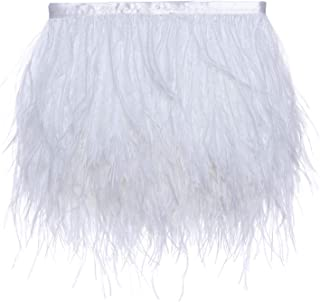 marabou feather trim uk