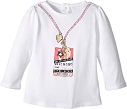 Little Marc Jacobs - Trompe L'Oeil Long Sleeve T-Shirt (Infant)