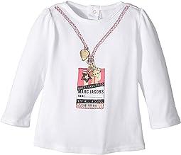 Little Marc Jacobs - Trompe L'Oeil Long Sleeve T-Shirt (Infant)