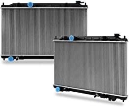 Complete Radiator Replacement for Nissan 2002 2003 2004 2005 2006 Altima 2.5L