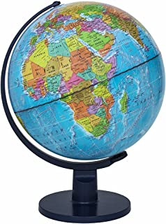 Best globe map of the world Reviews
