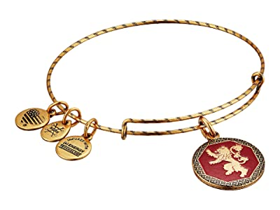 Alex and Ani Game of Thrones, Hear Me Roar Charm Bangle (Rafaelian Gold) Bracelet