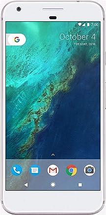 $214 Get Google Pixel XL Phone 128GB - 5.5 inch Display (Factory Unlocked US Version) (Very Silver)