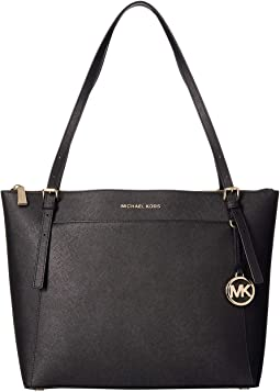 0a959315799 Michael michael kors voyager medium top zip tote + FREE SHIPPING ...