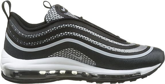 Nike Air Max 97 UL 17 (GS), Sneaker Bambino, Grigio (Black/Pure ...