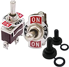 two way momentary toggle switch