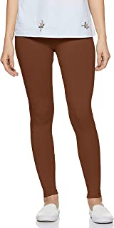 4b68f77cc13b25 Browns Women's Leggings: Buy Browns Women's Leggings online at best ...
