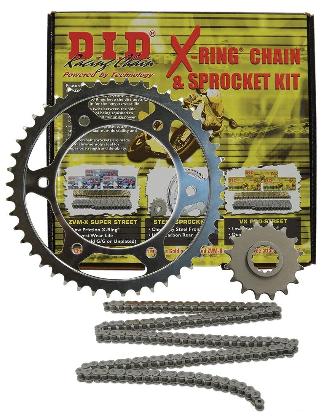 D.I.D. (DKK-003 520VX2 Chain and 15/40T Sprocket Kit