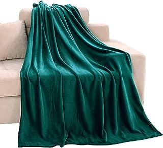 Exclusivo Mezcla Soft Flannel Fleece Velvet Plush Throw Blanket – 50