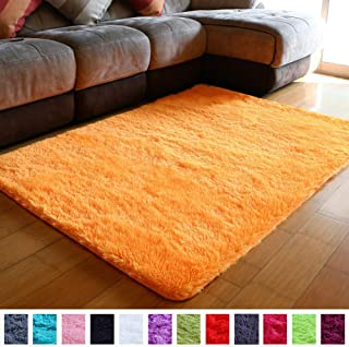 Amazon Com Orange Area Rugs Area Rugs Runners Pads Home