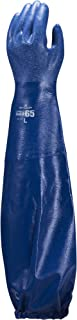 ショーワグローブ No.774 ニトローブ TYPE-R 65 ブルー Sサイズ 1双