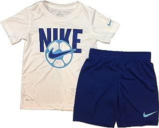 Nike Kids Boy's Sport Short Sleeve Tee & Shorts Set (Little Kids)