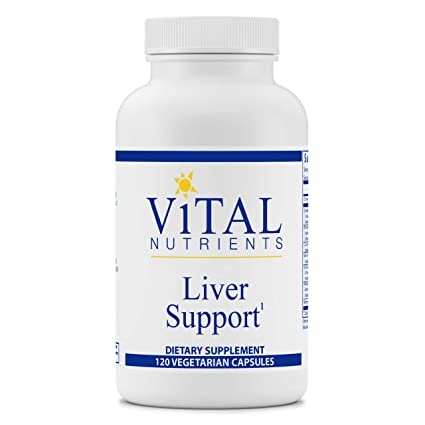 Vital Nutrients - Liver Support - Herbal Combination to Support Healthy Liver Function - 120 Capsules