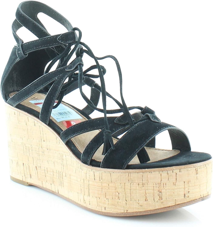 Frye Womens Heather Gladiator Wedge Sandal