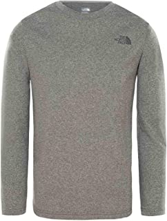 North Face Reaxion LS Sports Top