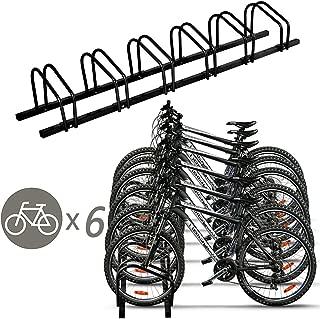 Goplus Bike Rack Bicycle Stand Cycling Rack Parking Garage Storage Organizer
