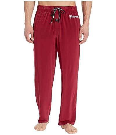 Stacy Adams Regular Sleep Pants (Red) Men