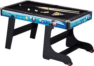 Fat Cat Stormstrike 5-Foot Space-Saving Folding Billiard/Pool Game Table