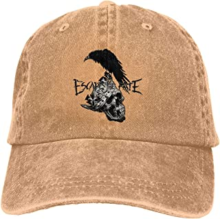 Escape The Fate Unisex Baseball-Cap Adjustable Dad-Hat