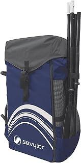 QuikPak Mochila de Acampada, Unisex, Azul/Gris, 130 L
