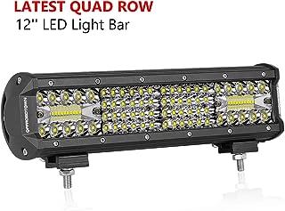 Best led light bar offroad Reviews
