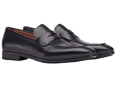 Salvatore Ferragamo Recly Loafer (Black) Men