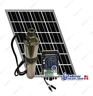 solar well pump canada
