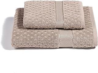 Asciugamano per la casa Export Trading Colore: Arancione 030x050