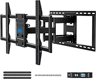 Mounting Dream TV Wall Mount TV Bracket for 42-86 Inch TVs, Universal Full Motion TV Mount with Articulating Arms, Max VES...