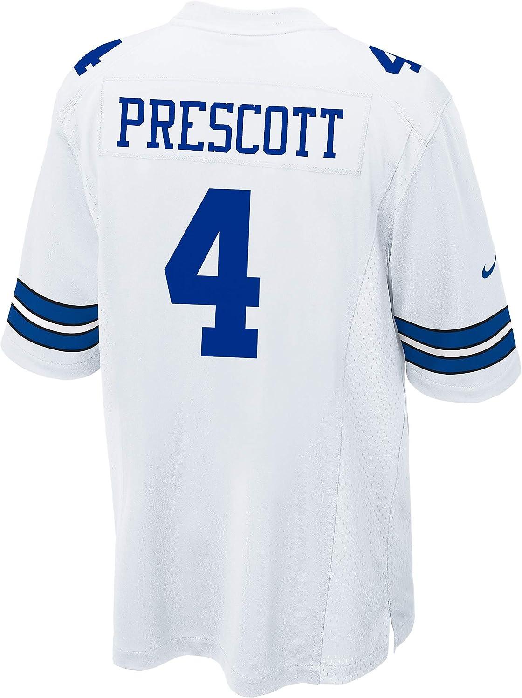 dak prescott jersey sold out