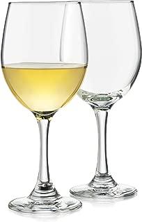 Libbey Classic White Wine Glasses, Set of 4