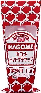 カゴメ トマトケチャップ標準チューブ 1kg×4個