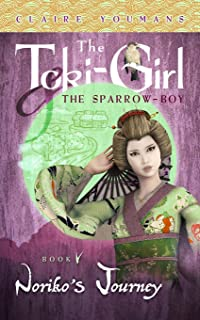 Noriko's Journey: The Toki-Girl and the Sparrow-Boy, Book 5