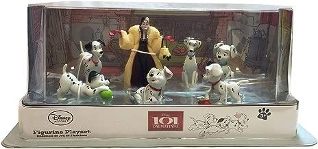 Disney 101 Dalmatian Figurine Playset