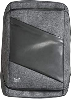 حقائب الظهر FOMOX للسفر والتنقل للرجال، حقيبة كمبيوتر أعمال صديقة مقاومة للماء تناسب أجهزة كمبيوتر محمول 15.6 بوصة